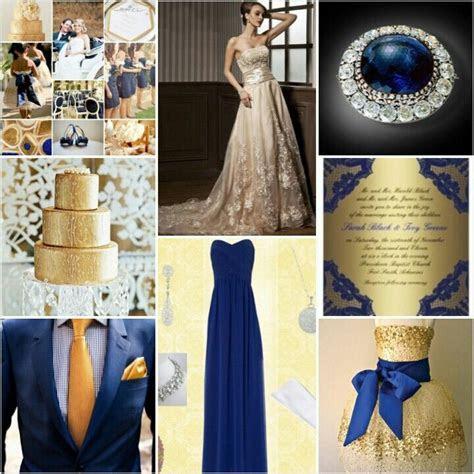 Anastasia Romanov inspired wedding / navy & gold   Are you