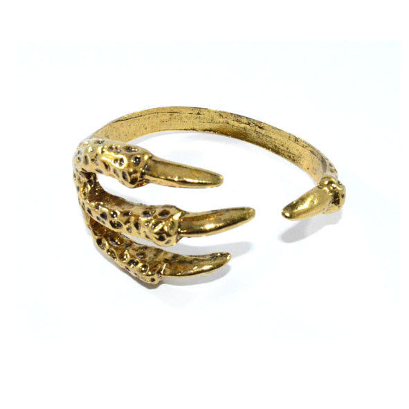 SKELETON CLAW BANGLE - product images  of