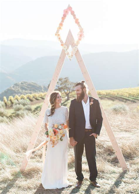 Bohemian Wedding Inspiration at Holman Ranch   Inspiration