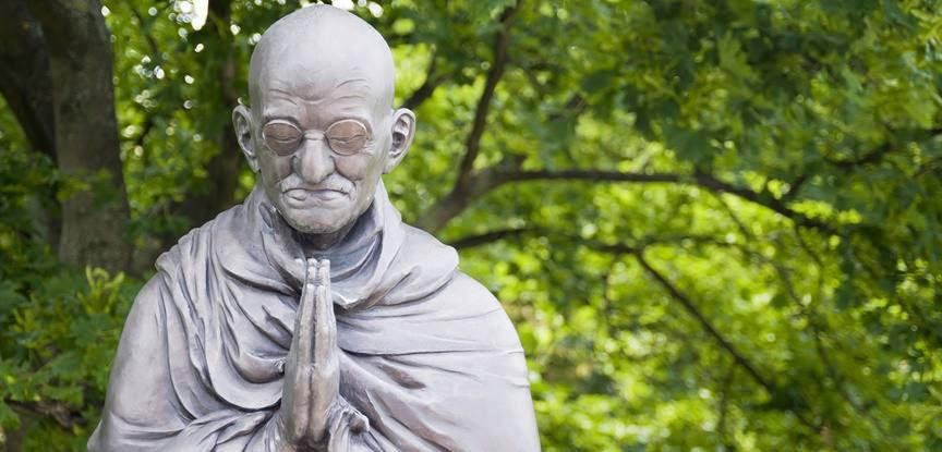 10 Frases De Mahatma Gandhi Sobre O Amor Para Não Perder A Esperança