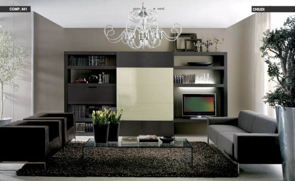 Modern Living Rooms from Tumidei pic 1