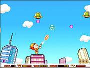 Jogar Ufo shooting girl Jogos