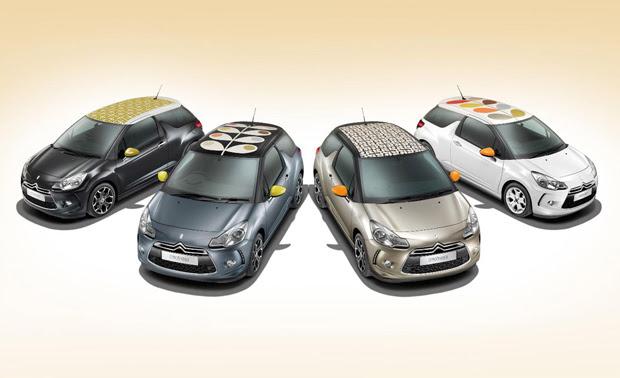 Citroën DS3 Orla Kiely Collection