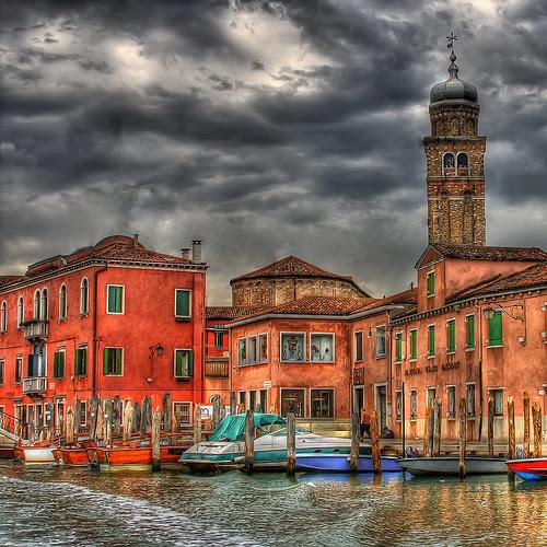 Murano Storm II