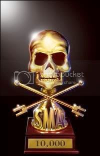 *Golden Skull Award*