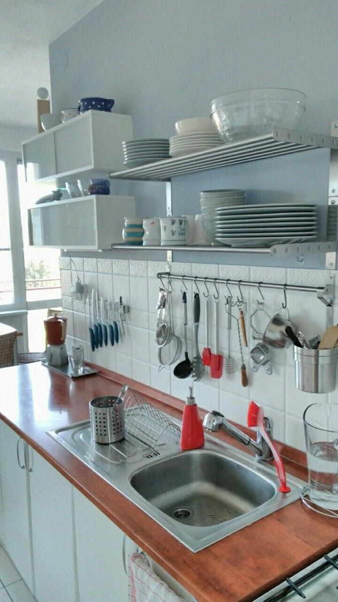 Gambar Dapur Ukuran 3x3 Meter | Ide Rumah Minimalis