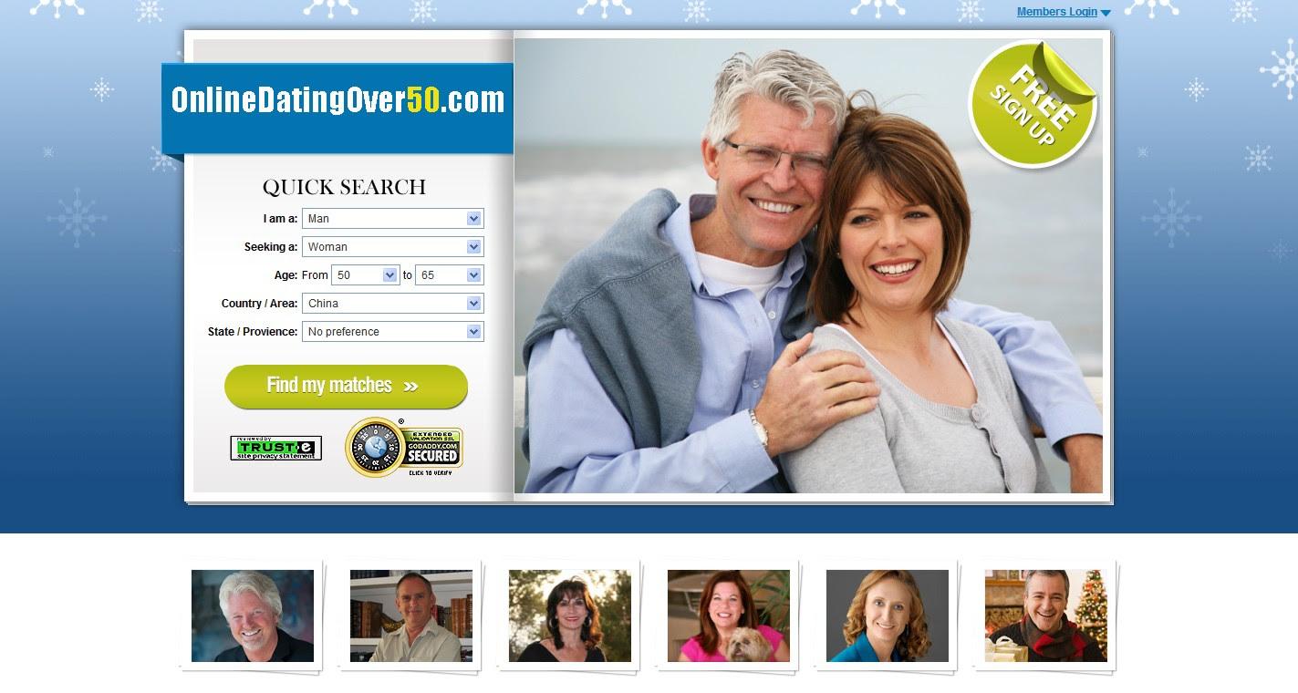 Dating-websites für über 50 kostenlos