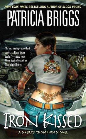 Iron Kissed (Mercy Thompson, #3)