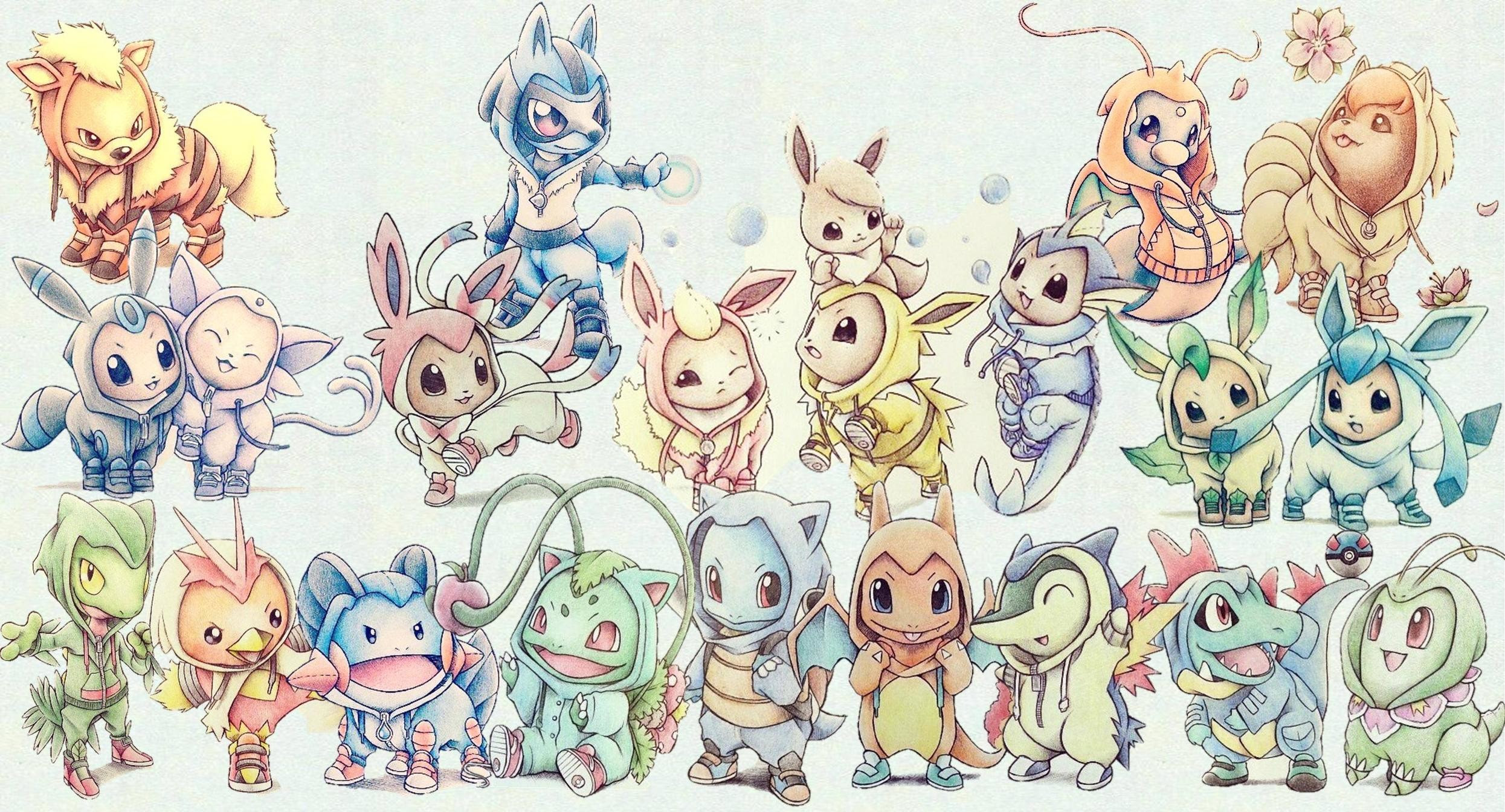 Cool Cute Pokemon Wallpaper Hd Photos