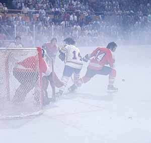 1975 Buffalo Fog Game