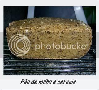 Pão de milho e cereais1