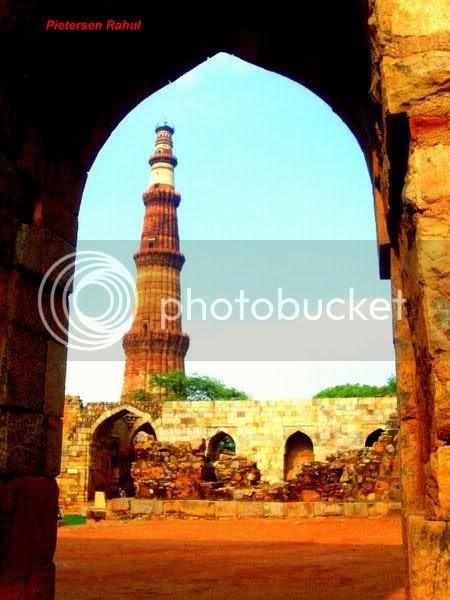 Qutab Minar @Rahul Sharma