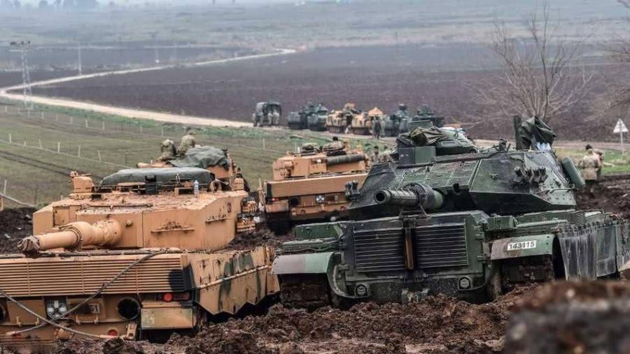 Συμπεράσματα από τις τουρκικές απώλειες αρμάτων στη Συρία