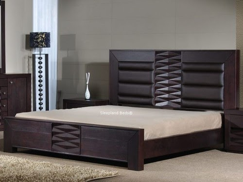 Beds Design Designer Double Bed Modern Beds Wood Work New Id