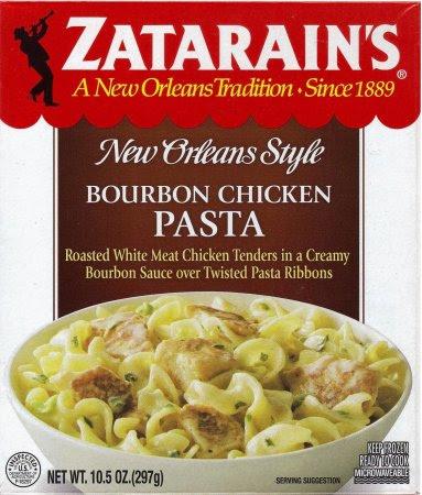 Zatarain S New Orleans Style Bourbon Chicken Pasta 071429011991 297g 10 5 Oz 4 19 Osm Food Beverage More