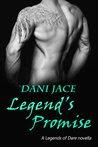 Legend's Promise (A Legends of Dare Novella) #1