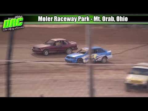 DRC King of Compacts   Moler Raceway Park   8.23.13   Pre-Race Interviews / Heats