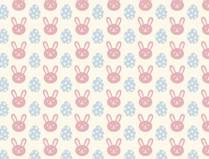 Easter Scrapbook Papers - Mr Printables