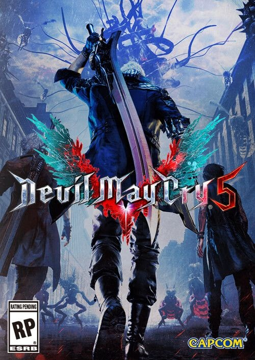 Devil May Cry 5 - Walkthrough [Complete]