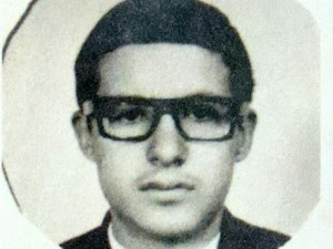Alexandre Vannucchi Leme, estudante sorocabano morto pela ditadura militar em 1973 (Foto: Acervo pessoal/Aldo Vannucchi)