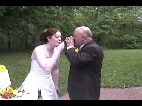 Toasting with the German Wedding Cup   YouTube
