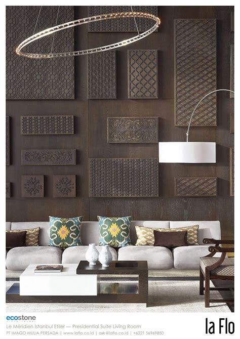 design idea  wall stoneveneer  le meridien
