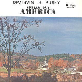 Irvin R. Pusey