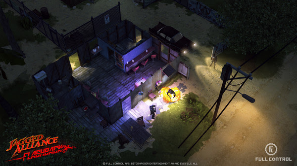 تحميل لعبة Jagged Alliance Flashback-FLT