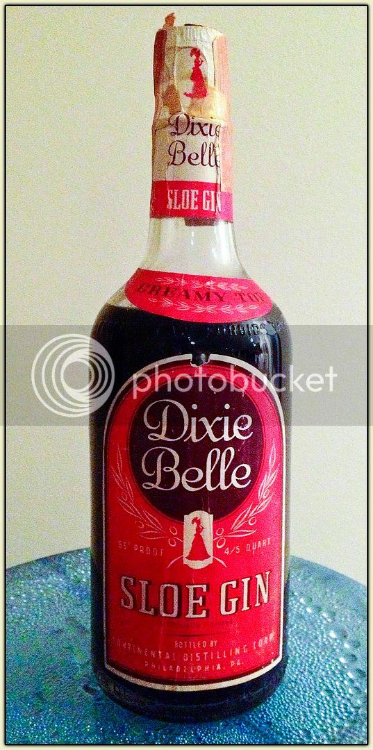 Dixie Belle Sloe Gin
