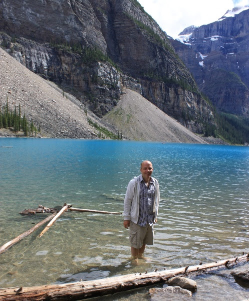 Me in Moraine Lake