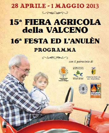 FIERA AGRICOLA della VALCENO 2013