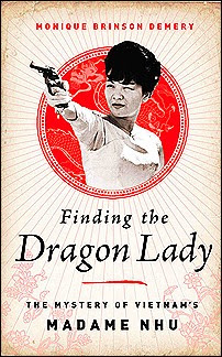 Finding the Dragon Lady Cover