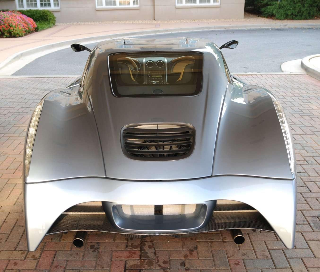 """Car Shows 2014: Panoz Abruzzi """"Spirit Of Le Mans"""""""
