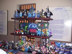 Ticobot 2009 - Exhibición de los Legionarios