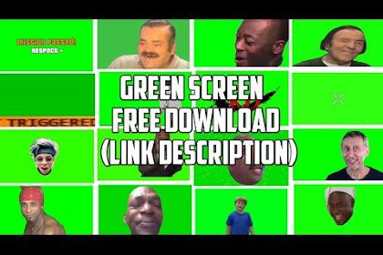 Green Screen Yang Sering Di Gunakan Buat vidio youtube Exe