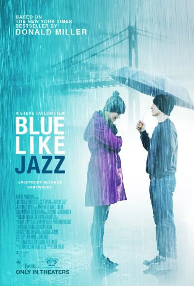 Blue Like Jazz movie poster