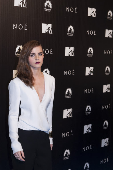 Emma Watson - 'Noah' Premieres in Madrid — Part 3