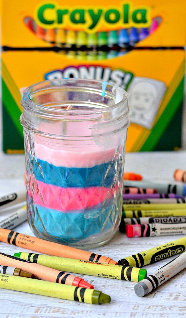 DIY Crayon Candles Pictures, Photos, and Images for ...
