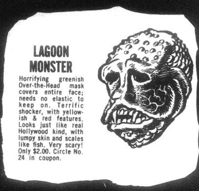 Lagoon Monster