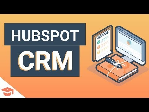 HubSpot CRM Tutorial : Where is everything in the HubSpot CRM?