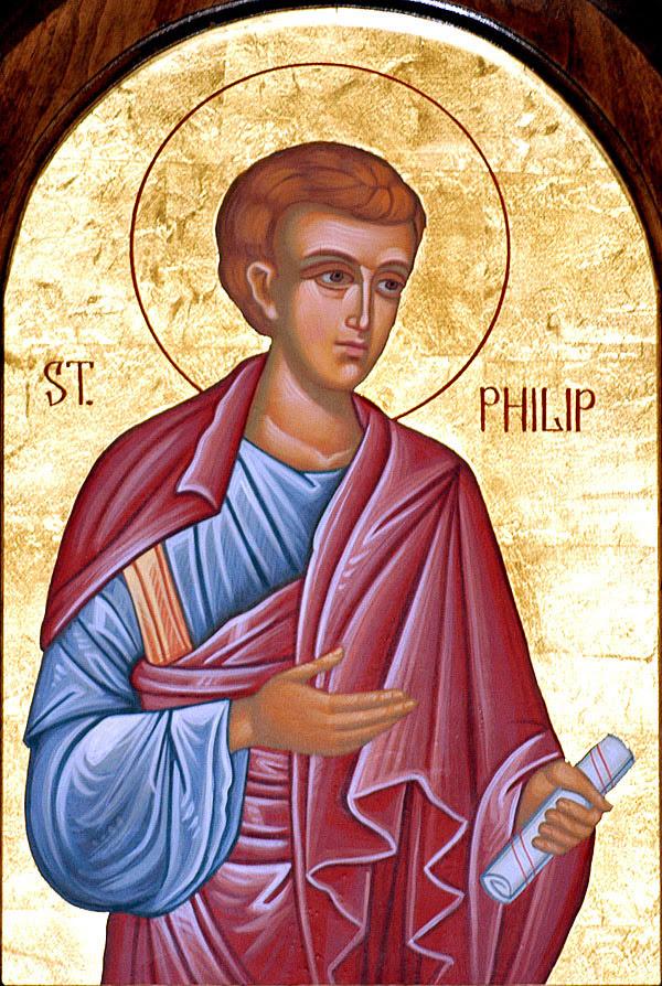 """Αποτέλεσμα εικόνας για Άγιος Φίλιππος ο Απόστολος"""""""
