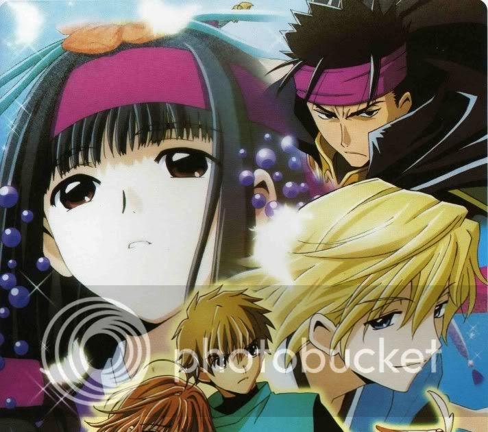 Narrative Investigations: Movie Review: Tsubasa RESERVoir