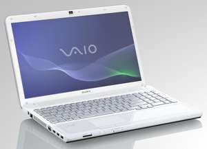 Sony VAIO VPCCB25FX/W 15.5-Inch Laptop (White) | Top ...