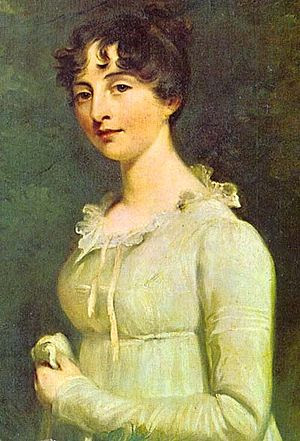 Marcia Fox by William Beechey