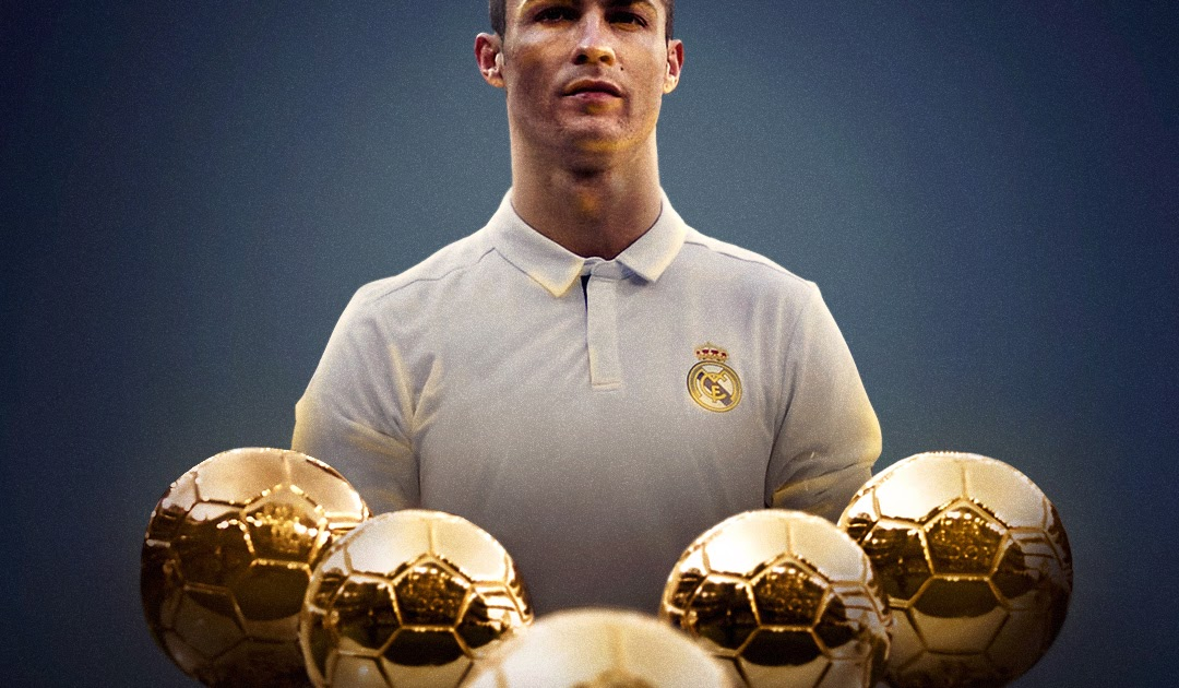 Sports Channel: Cristiano Ronaldo wins fifth Ballon d'Or