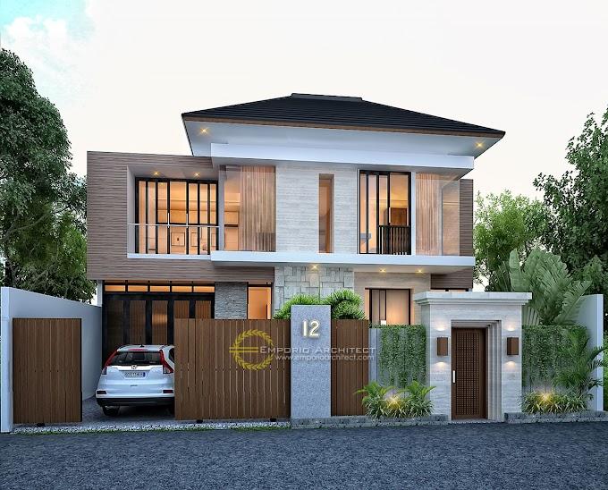 Rumah Cluster Minimalis Jakarta Selatan | Ide Rumah Minimalis