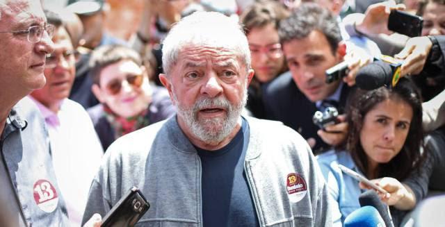 Caixa 2, reforma do sítio e Angola: as acusações contra Lula enviadas a Sérgio Moro