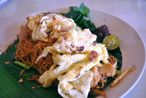 Uncle Chow Kopitiam - Fried Tom Tam Bee Hoon (RM6.00)