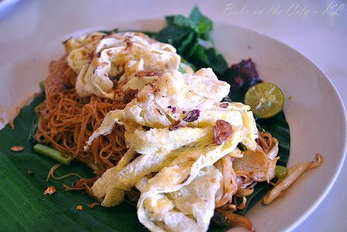 Uncle Chow Kopitiam - Fried Tom Tam Bee Hoon (RM6.00)