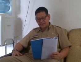 3670 Petugas Linmas Bantu Pengamanan Pemilu
